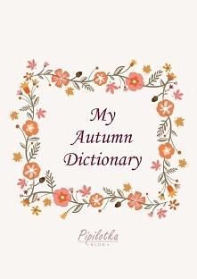 Grafika do pobrania - zeszyt do nauki słówek. Pomoże Wam przebrnąć przez najtrudniejsze do zapamiętania słówka :).