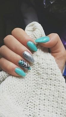 Manicure hybrydowe :)