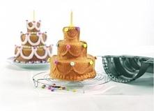 """Szybki torcik :)   Forma przestrzenna do ciasta """"happy birthday"""" - ..."""