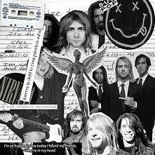 23.  Nirvana. Mój najbardziej ukochany, najczęściej słuchany i uwielbiany zes...