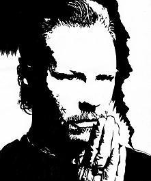 James Hetfield,  wokalista piekielnie dobrego zespołu, jakim jest METALLICA. ...