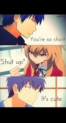 Bycie niskim jest takie słodkie :) Prawda ? xD