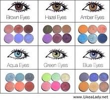 paleta barw i oczu