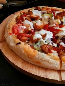 Najlepsza Domowa Pizza Kebab