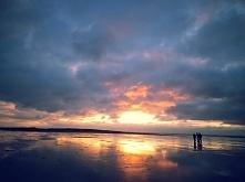 Skandynawska plaża