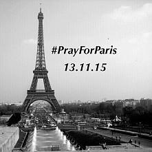tyle ludzi zginęło ... bądźmy solidarni z Francja po strasznym ataku terrorys...