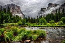 Rzeka Merced, Park Narodowy Yosemite, Kalifornia