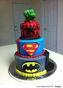 Chciałby ktoś tego typu torcik na urodziny? *.^