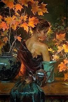 Jesień powoli ucieka...