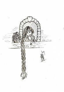 Rapunzel <3