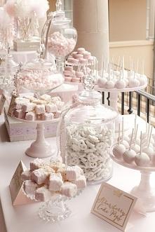 słodki stół a wesele