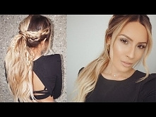 Bohemian Braid Hair Tutorial