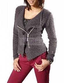 Sweter- kurteczka z wełną,B...
