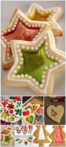 "kruche ciasteczka z ""s..."