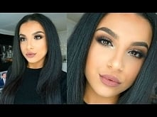 Soft & Neutral Fall Makeup Tutorial | Makeup By Leyla