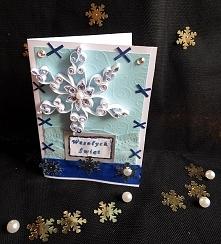 Kartki świąteczne DIY