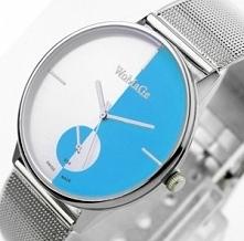 Nasz nowy zegarek w wersji niebieskiej. Cena: 18.99  = Śledźcie nasz profil. ...