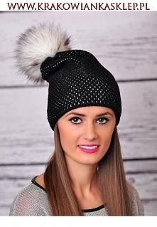 czapka na zimę  krakowianka    sklep