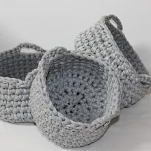 Bawełniany koszyk