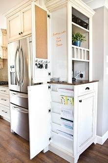 ciekawe rozwiązania w kuchni - na stronie więcej zdjęć