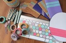 kolorowa klawiatura