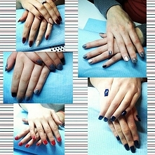 kurs paznokci żelowych, akrylowych, hybryd