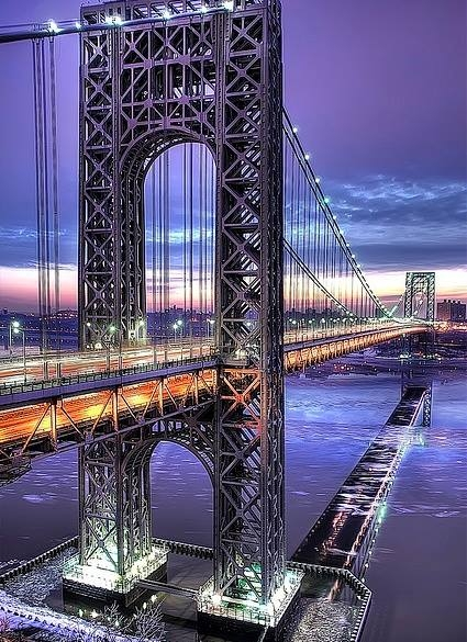 Manhatten Bridge, New York City, United States