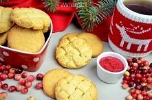 Prosty przepis na smaczne ciasteczka imbirowe. Idealne ciasteczka do kawy czy...