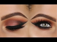 Perfekcja :* Warm Smokey Eye | Morphe 35O