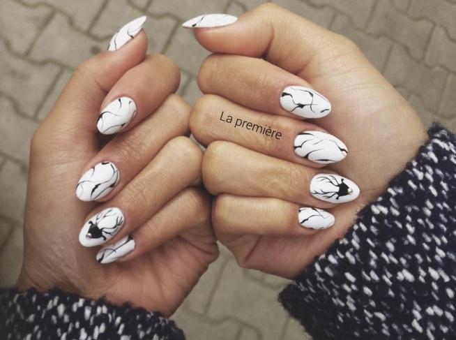 Najlepsze mani w mieście La premiere <3  Malujemy wzorki ręcznie, nie używamy naklejek. Tworzymy małe dzieła sztuki na Waszych dłoniach. Zapraszamy