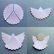 aniołek kółko