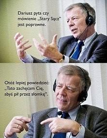 Jan Miodek prawdę Ci powie :D