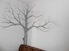 takie tam drzewo jako prezent dla mamy :D