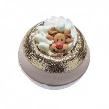 Śliczna, czekoladowa kula do kąpieli :)