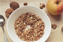 Przepis na domową granolę