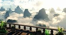 Miasto Zhangye.