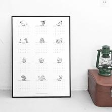 Duży kalendarz 2016 A1- plakat 99 zł
