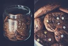 starry brownies