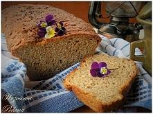 Domowy chleb pełnoziarnisty...