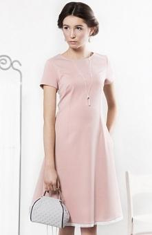 Kasia Miciak design prosta sukienka Ponadczasowa sukienka, prosty krój, góra sukienki dopasowana