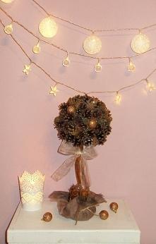 Dekoracyjne drzewko bożonar...