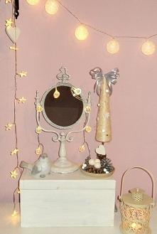 Biało-Srebrna choinka dekor...