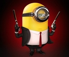James-Minion Bond
