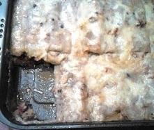 Cannelloni pod beszamelem ;)