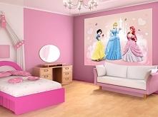 Fototapeta dla dzieci Consalnet 4-009 Disney - Księżniczki