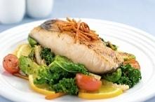 Ryba i warzywa - samo zdrowie!
