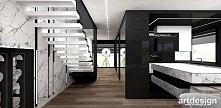 schody wspornikowe | AND THE WINNER IS… | Wnętrza domu