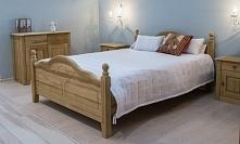 Łóżko sosnowe WALES