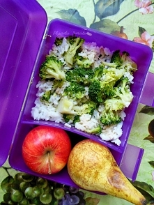 Ryżowe propozycje do lunchboxa