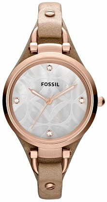 delikatny damski zegarek z wzorzystą tarczą i kryształkami, koperta w kolorze złota, świetny pomysł na prezent